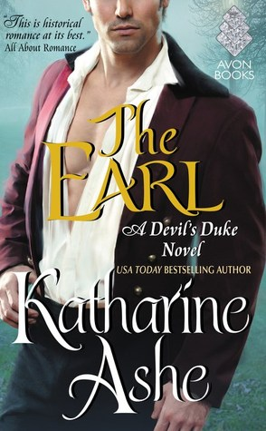 The Earl (Devil's Duke, #2; Falcon Club, #5)