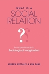 What is a Social Relation?