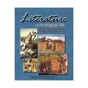 Literature And The Language Arts: The American Tradition (The Emc Masterpiece Series)
