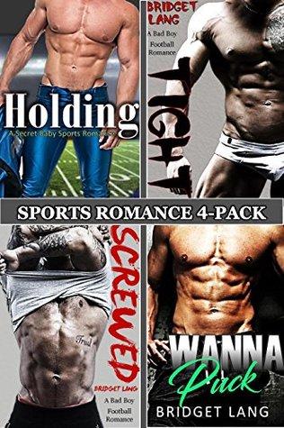 Sports Romance 4-Pack