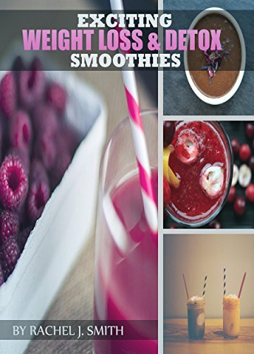 Exciting Weight Loss & Detox Smoothies To Improve The Body And Mind.