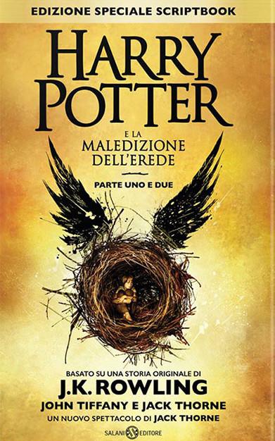 Harry Potter e la maledizione dell'erede (Harry Potter, #8)