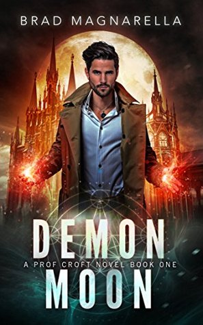 Demon Moon (Prof Croft, #1)