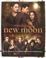 The Twilight Saga New Moon The Official Illustrated Movie Companion