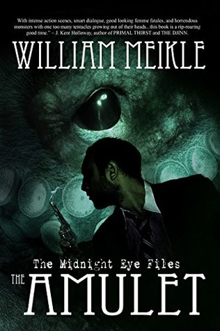 The Amulet (The Midnight Eye Files #1)