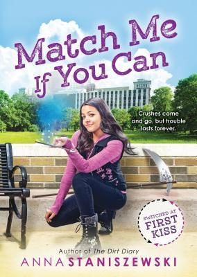Match Me If You Can by Anna Staniszewski