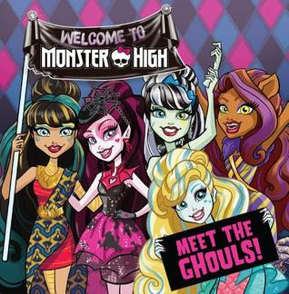Monster High Entertainment Fall 2016: 8x8