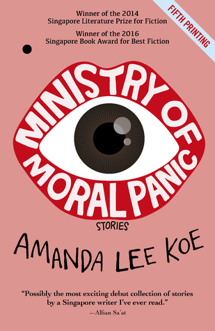 Ministry of Moral Panic by Amanda Lee   Koe