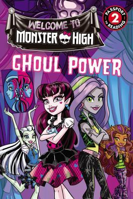 Monster High Entertainment Fall 2016: Reader
