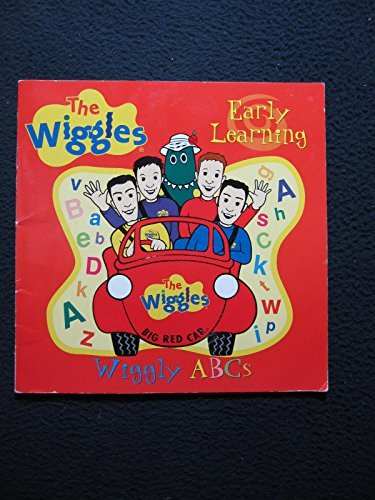 The Wiggles: Wiggly ABCs (Wiggles Early Learning Books)
