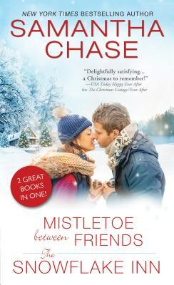 {Countdown to Christmas} with Samantha Chase, author of Mistletoe Between Friends/Snowflake Inn