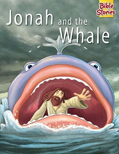 Bible Stories: Jonah and the Whale: 1 (Bible Stories Series)