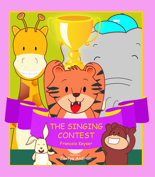 The Singing Contest (The Junglies Book 5)