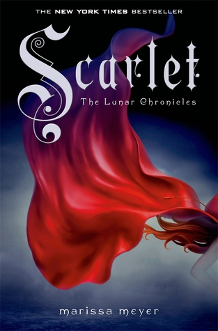 Image result for scarlet marissa meyer