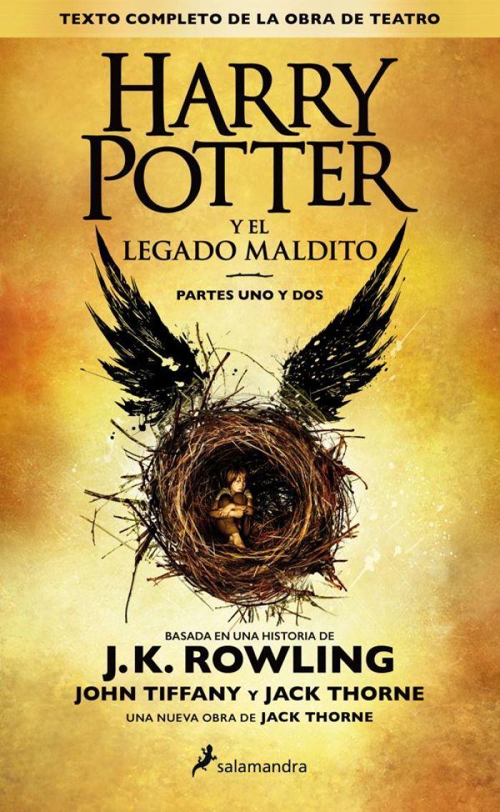Harry Potter y el legado maldito (Harry Potter #8)