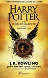 Harry Potter y el legado maldito by John Tiffany