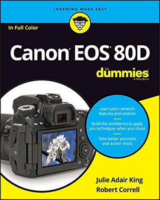 Canon EOS 80D For Dummies (For Dummies