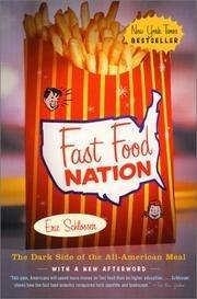 Fast Food/ Fast Food Nation (Actualidad)