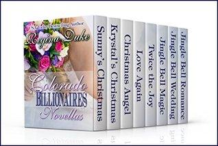 Colorado Billionaires Novellas: 8-hour read; sweet clean romance.