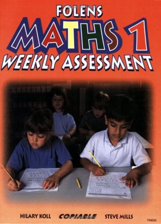 Weekly Assessment: Bk. 1