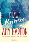 Prawo Mojżesza by Amy Harmon