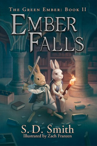 Ember Falls (The Green Ember #2)
