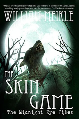 The Skin Game (The Midnight Eye Files Book 3)