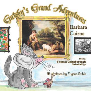 Gatsby's Grand Adventures Book 3 Girl with Pigs