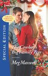 The Cowboy's Big Family Tree (Hurley's Homestyle Kitchen, #3)