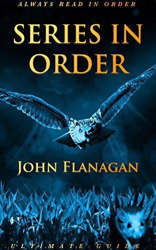 Series in Order: John Flanagan: Rangers Apprentice Series: Brotherband Chronicles