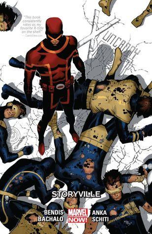 Uncanny X-Men, Vol. 6: Storyville