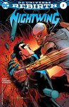 Nightwing (2016-) #2 by Tim Seeley