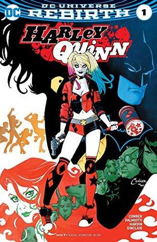 Harley Quinn (2016-) #1