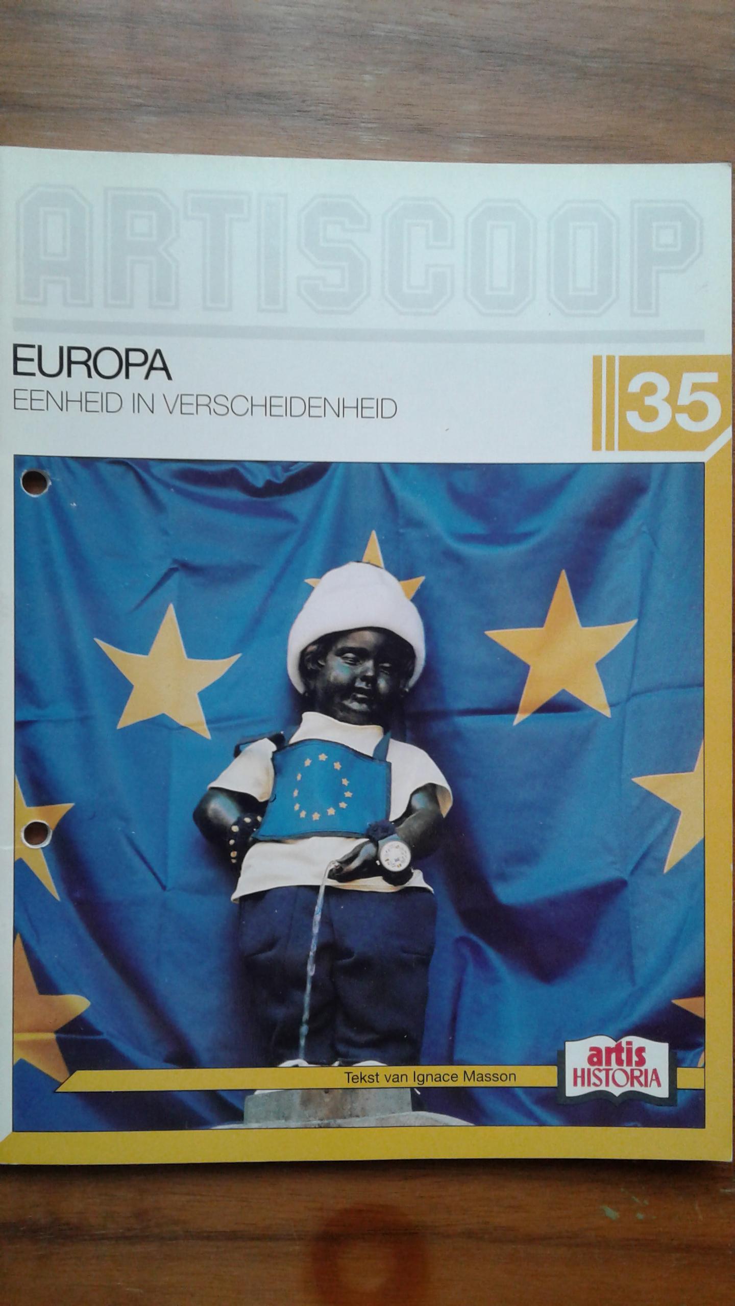 Europa, eenheid in verscheidenheid (Artiscoop #35)