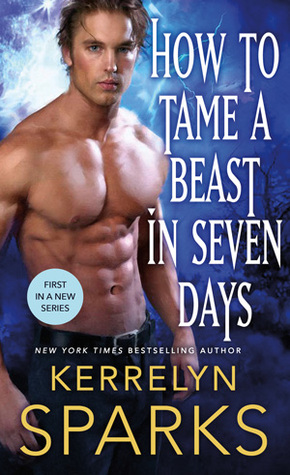 Tour Stop and Review: How to Tame a Beast in Seven Days by Kerrelyn Sparks (@KerrelynSparks, @SMPRomance)