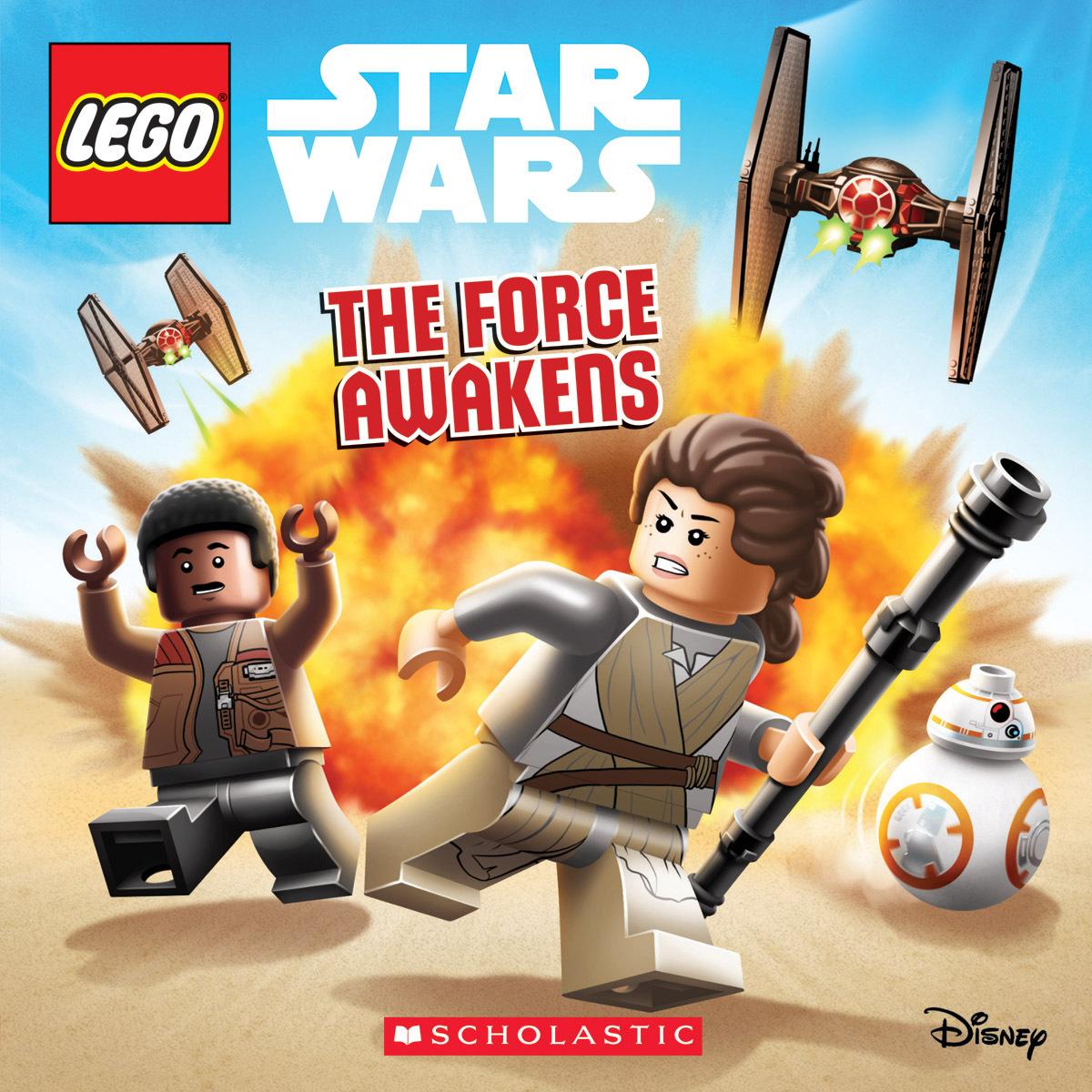 The Force Awakens (LEGO Star Wars: Episode VII 8X8)
