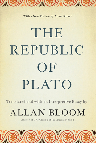 the republic of plato by allan bloom 29502372