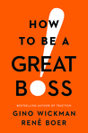 How to Be a Great...