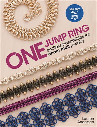 One Jump Ring: Endless Possiblilities for Chain Mail Jewelry