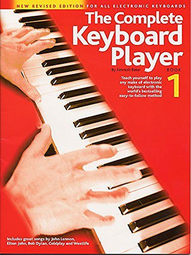 The Complete Keyboard Player Book 1