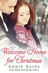 Welcome Home for Christmas (Hero's Welcome, #4)