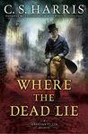 Where the Dead Lie (Sebastian St. Cyr, #12)