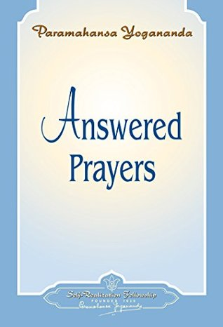 Answered Prayers - Booklet