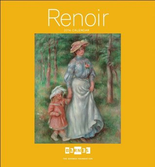 Renoir Calendar 2014