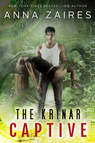 The Krinar Captive Book Cover