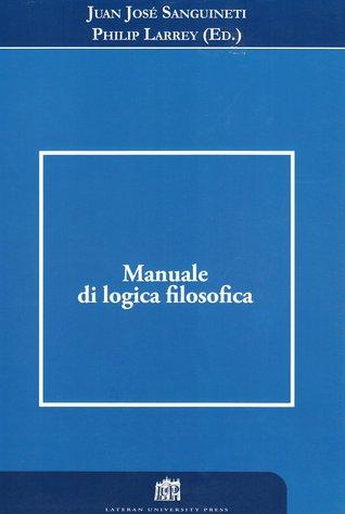 Manuale di logica filosofica