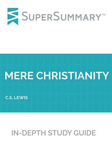 Study Guide: Mere Christianity by C.S. Lewis