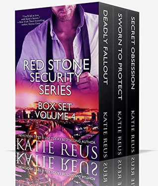 Red Stone Security Series Box Set Volume 4 (Red Stone Security, #10-12) by Katie Reus