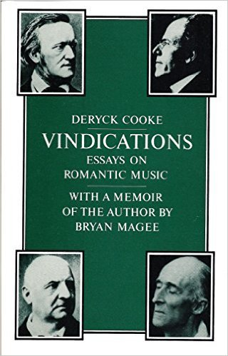 Vindications: Essays On Romantic Music