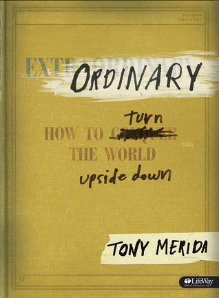 Ordinary - Bible Study Book
